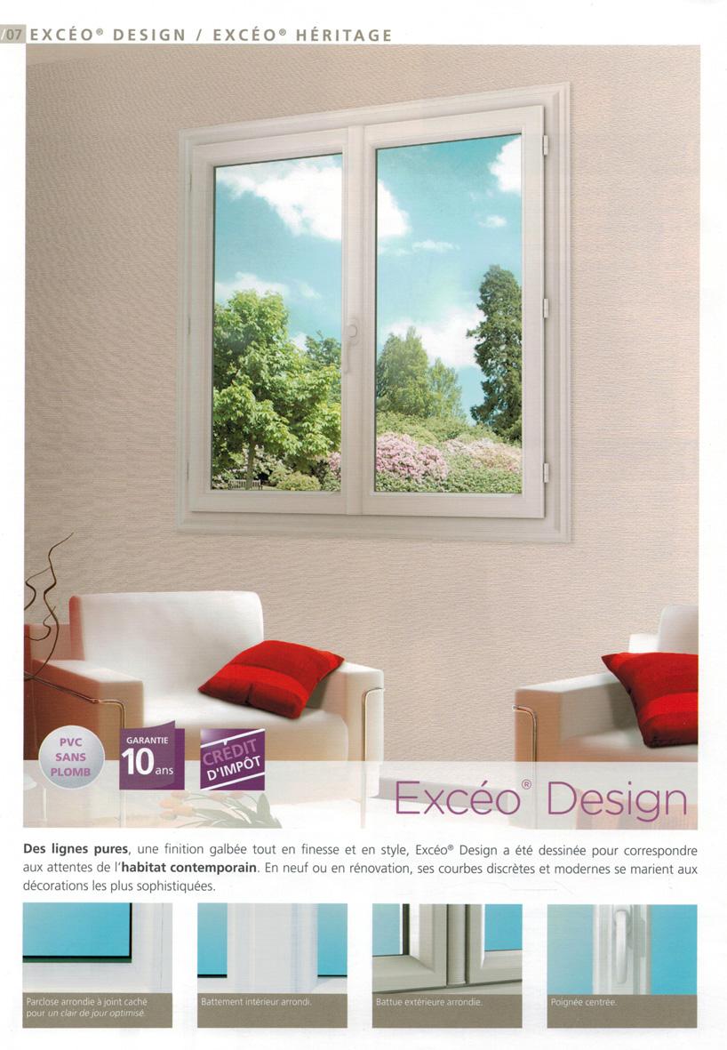 fenêtres exceo design