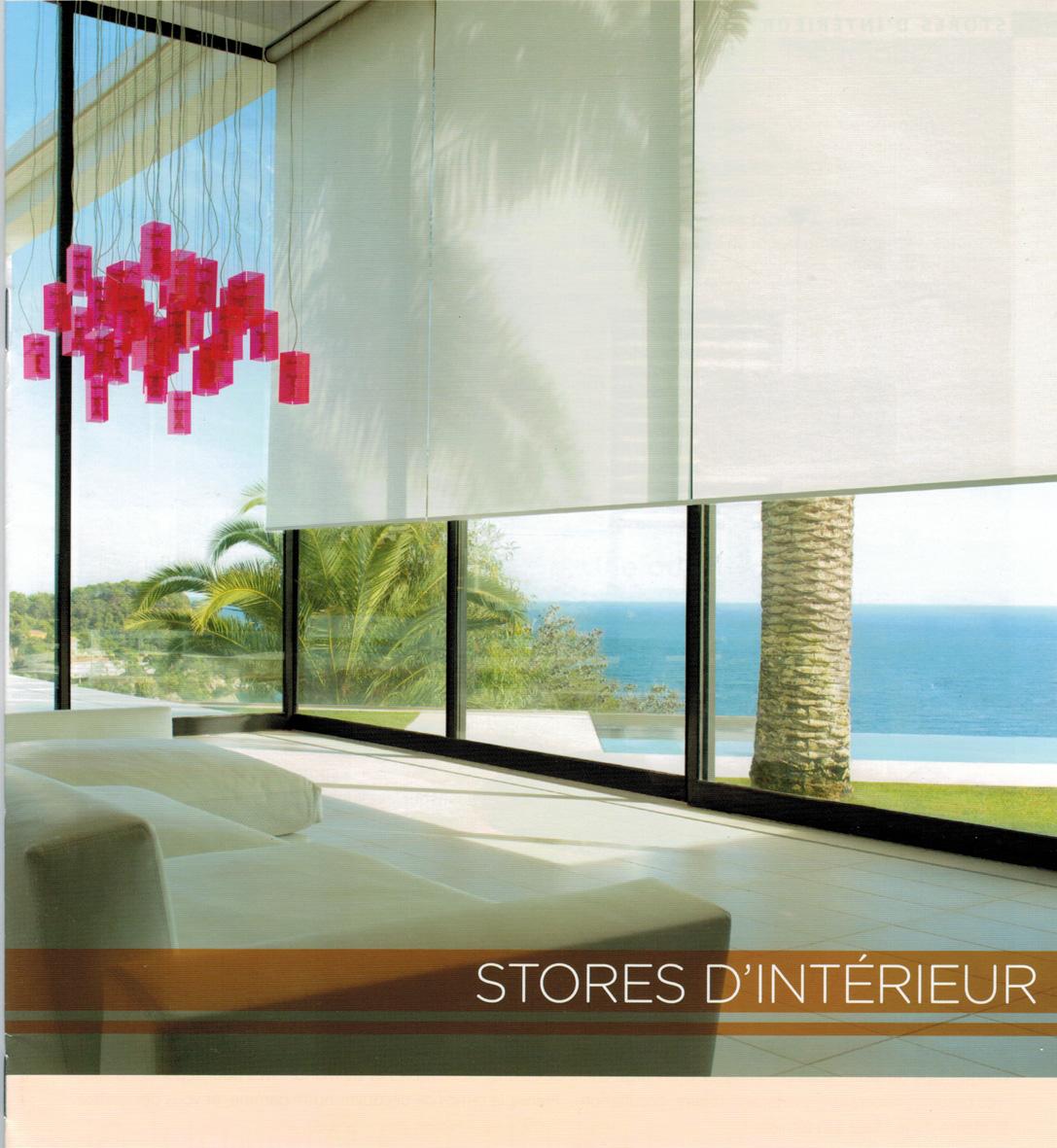 stores interieur
